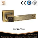 무거운 실내 나무로 되는 문 기계설비 래치 손잡이 자물쇠 (z6244-zr09)