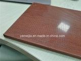 Hölzernes Farben-Aluminiumbienenwabe-Panel-perforierte Deckenverkleidungen