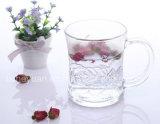 замороженное высокое качество 250ml, и творческая чашка стекла воды, чашка чая с ручкой