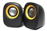 Mini USB 2.0 de Draagbare StereoSpreker van de Spreker van de Desktop Audio voor Laptop de Desktop van het Notitieboekje Cellphone MP3 MP4. manier MiniSpreker