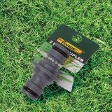 Accoppiatore di plastica dell'ABS bidirezionale del connettore del tubo flessibile dei montaggi di tubo flessibile del giardino per l'accoppiamento
