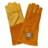 Les travailleurs de la sécurité des gants de soudure de Gaozhou fabricant