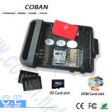 Cartão SIM Tracker e localizador de GPS do monitor com porta USB para carregamento