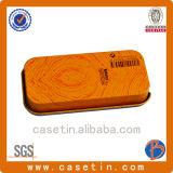 Verpackender Zigaretten-Zinn-Kasten, Zinn-Kasten für Zigarette
