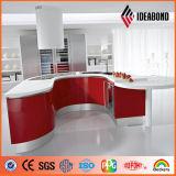 Ideabond Building Matériau de construction PVDF Coil Coating Aluminium (AF-370)