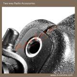 Micrófono Altavoz de alta resistencia hombro remoto por radio de dos vías