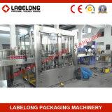 Maquinaria de relleno de la bebida/máquina carbónicas automáticas