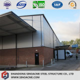 Долгий срок службы гарантируется стали структурные заводе склада для грузовых автомобилей