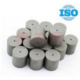 Matrices de perforateur agglomérées par hanche de carbure cimenté de tungstène
