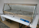 Strumentazione Bain elettrico Marie della cucina dell'acciaio inossidabile con i prezzi di fabbrica