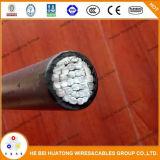 L'UL a indiqué le câble de cuivre 600V ou en aluminium Xhhw Xhhw-2 de conducteur isolé par Xlp
