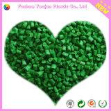 Горячий зеленый цвет Masterbatch сбывания для смолаы любимчика