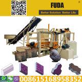 Automatische automatische hohle Block-Maschinen-Verkäufe des Ziegelstein-Qt4-18 in Ghana und in Senegal