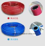 Tuyaux d'air à haute pression de soudure de PVC avec le service d'OEM