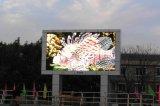 Im Freienbildschirm-hohe Helligkeit RGB P8 imprägniern das Bekanntmachen der LED-Bildschirmanzeige-Anschlagtafel