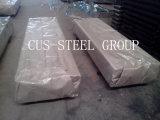 Galvanisiertes Metalldach-Blatt/gewölbter Gi galvanisiertes Stahlblech