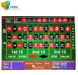 Il gioco di gioco lussuoso della scanalatura della macchina del gioco delle roulette