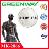 Pharmazeutisches chemisches Muskel Growther Sarms Puder Mk-2866 für Gewicht-Verlust