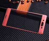 Accessori di superficie eccellenti del telefono della pellicola protettiva di vetro Tempered dello schermo 9h per SONY XP