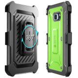 Samsung 은하 S6 가장자리를 위한 1개의 TPU+PC Hybird 이동 전화 부속품에서 새로운 우수한 Anti-Shock 3