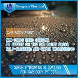 Enduit de véhicule de Superhydrophobic de prix bas