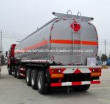Di FAW del combustibile 45t dell'autocisterna rimorchio resistente 45000 L camion semi di rimorchio del serbatoio di combustibile