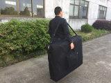 Llevar el bolso para la silla del vector del masaje y del masaje