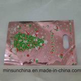 Zoll gedruckter Geschenk-Verpackungs-Beutel