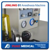 Medische Klinische het Ziekenhuis Gebruikte Machine jinling-01 van de Anesthesie
