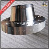 Flange inoxidável da garganta da soldadura de aço (YZF-F185)