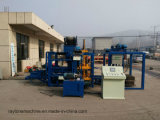 Automatischer Betonstein Qt4-18, der Maschine herstellt, Ziegelstein-Maschinerie zu zementieren
