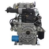 20HP 15kw de Lucht koelde de Dieselmotor van Twee Cilinder