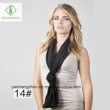 L'Europe coton ordinaire Foulard au cou chauffe-biberon Fashion Lady Factory