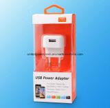 소형 1대의 USB 포트 여행 벽 이동 전화 Charger/AC 직류 전원 접합기