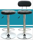 快適な旋回装置の革カジノのバースツール(LL-BC043)