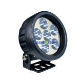 "LED6318は3.5 ""、トラックオフロード、4X4トラクター、産業手段およびAgricultralの手段のためのインチ18W LEDランプを四捨五入する"