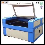 La gravure au laser et machine de découpe cnc machine au laser en plastique