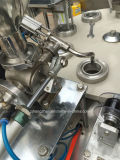 Роторный тип машина запечатывания порошка кофеего чашки k заполняя