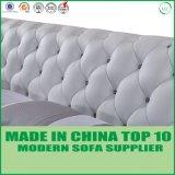 Кровать итальянского самомоднейшего типа деревянная кожаный двойная