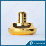 Casquillo del metal de la galjanoplastia del oro con el corcho (HJ-MCJM06)