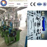 Máquina moldando da venda quente e da injeção vertical plástica feita sob encomenda
