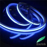 Grünes Silikon-Zeichenkette-Licht des Neon-LED für Swimmingpool