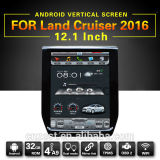 Zestech 12,1 pulgadas Auto GPS DVD Player para Toyota Land Crusier 2016