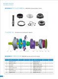 Moteur à piston hydraulique MCR03 série pour la vente