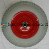 Roda da espuma do plutônio para a roda do carro da ferramenta de jardim (16*6.50-8/650-8)