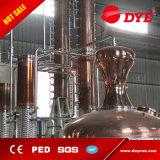 Bote de Alcohol todavía el equipo de destilación de la fermentación del etanol