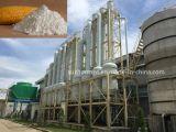 Linha de produção de amido de milho / linha de processamento de fresagem molhada de milho