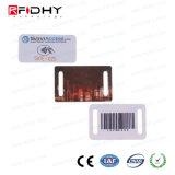 Talla de encargo RFID MIFARE elegante más tarjeta de S 4K