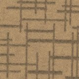 工場床のカーペットを群がらせる直接販売法の水および火証拠