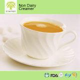 Creme de leite não lácteo dissolvido para bebida fria